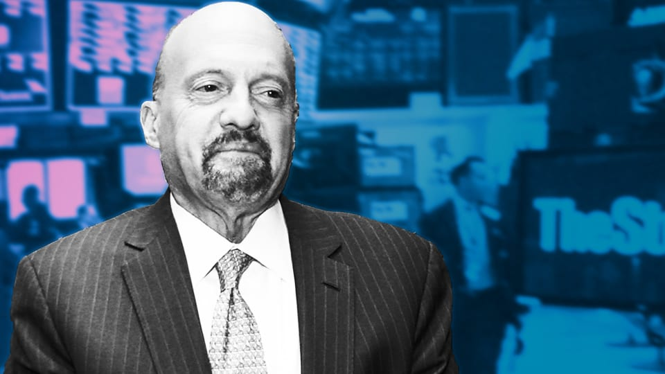 Why Jim Cramer's Paying Close Attention to Oil