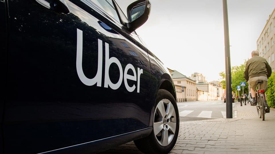 Jim Cramer Says Uber's Autonomous Future Is Impacting Stock Now