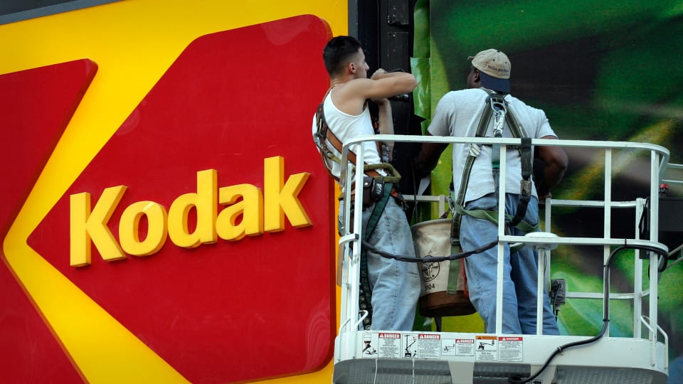 Stock Market Today With Jim Cramer: Sell Kodak Shares Now