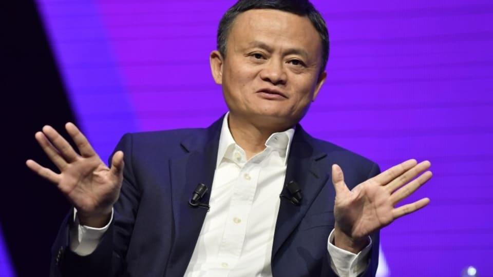 Jack Ma Cutting a Low Profile, Says Alibaba Executive Tsai