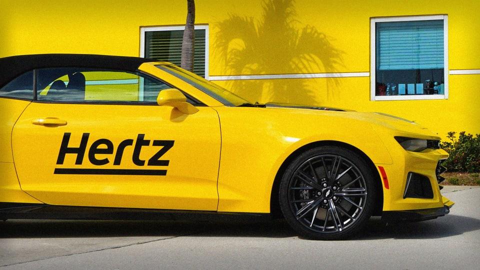 Hertz Shares Rev Up on $6 Billion Bankruptcy Bid