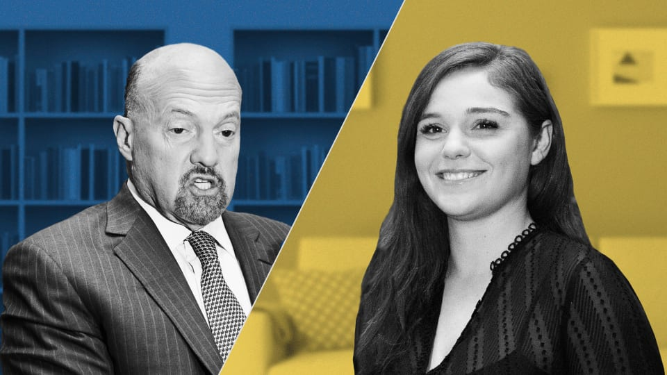 CPI Data Prevents a Bottom in Tech Stocks, Jim Cramer Says