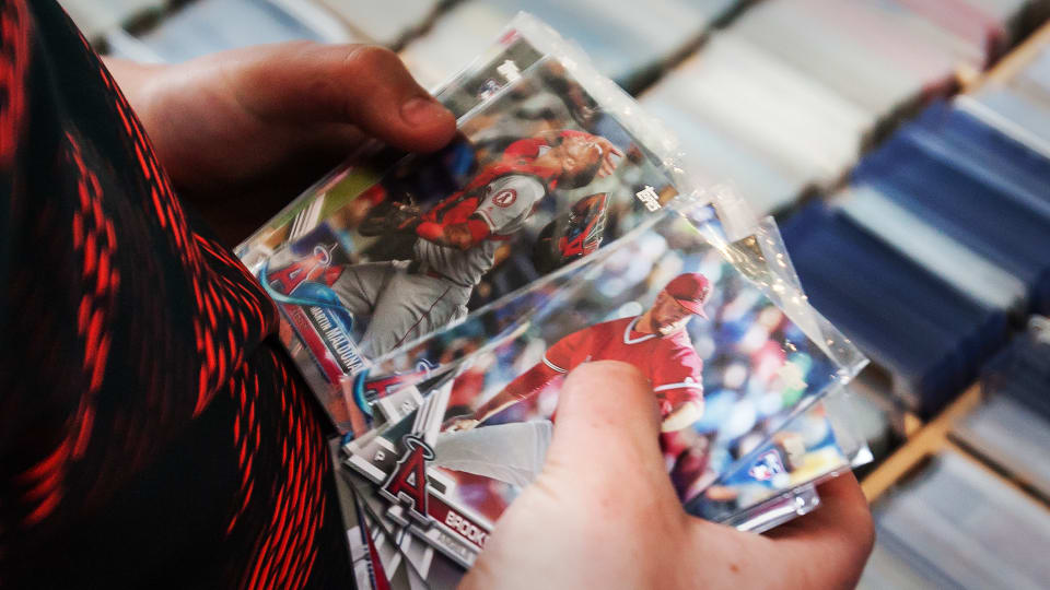 Topps Merges Worlds of SPACS and NFTs - Sport of Money