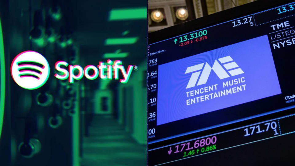 Spotify or Tencent: Which Stock Is Best For Streaming?