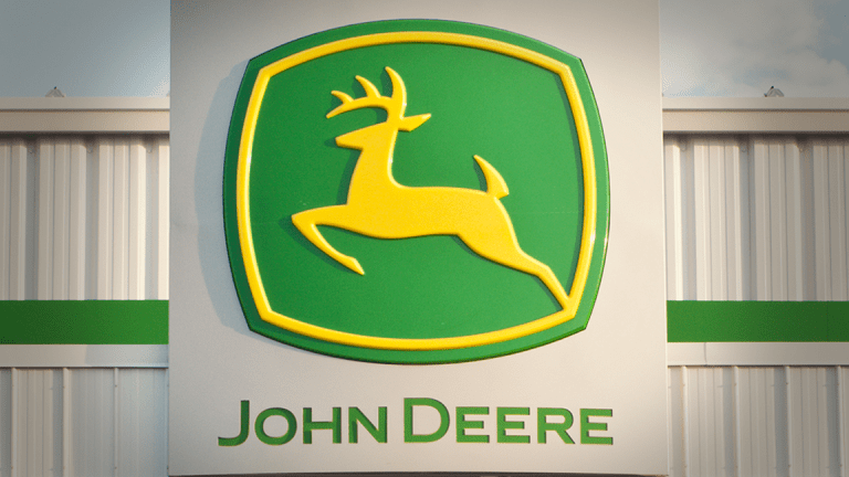 Deere Appoints Long-Time Exec John May as Next CEO