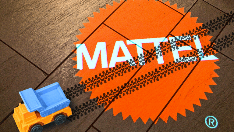 Mattel Sees Worst Day in Nearly 20 Years on Disappointing Outlook