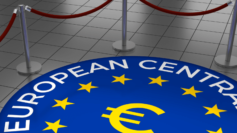 ECB Mulls Deeper Negative Rates, QE Re-Start Ahead of Draghi's Penultimate Stand