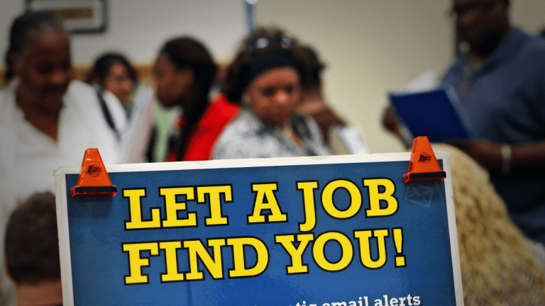 U.S. Unemployment Rate Jumps as Economy Attracts More Job-Seekers