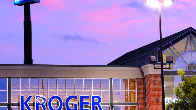 Kroger CEO: Even in the Age of Amazon, Physical Stores Will Still Be Important
