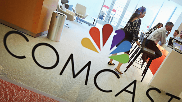 Comcast Tops Fox Bid for Sky With $34 Billion Offer