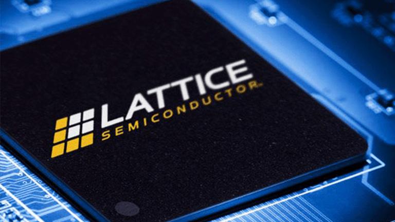 Lattice Semiconductor Surges on First-Quarter Revenue Guidance