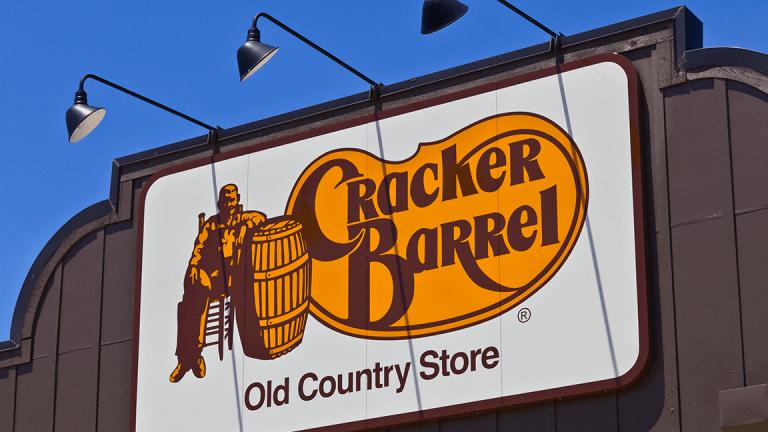 Cracker Barrel Climbs Following Third-Quarter Earnings Beat