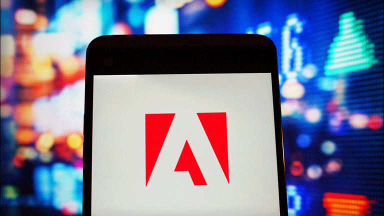 Sell Adobe as It Nears a Key High and Momentum Fades