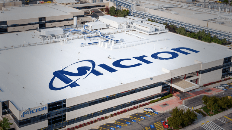 The Tide Has Turned on Micron