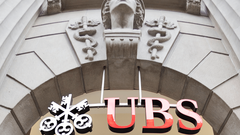 UBS Profit Rises Slightly but Hampered by Wealth Management, Investment Banking