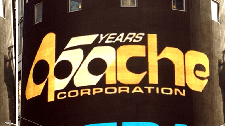 Apache Expected to Earn 12 Cents a Share