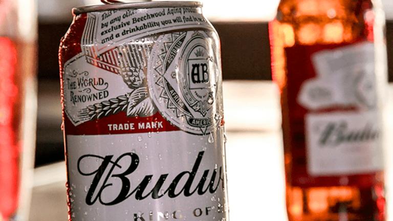 Anheuser-Busch Resumes Slide After Brewer Shelves $10 Billion Asia IPO Plans