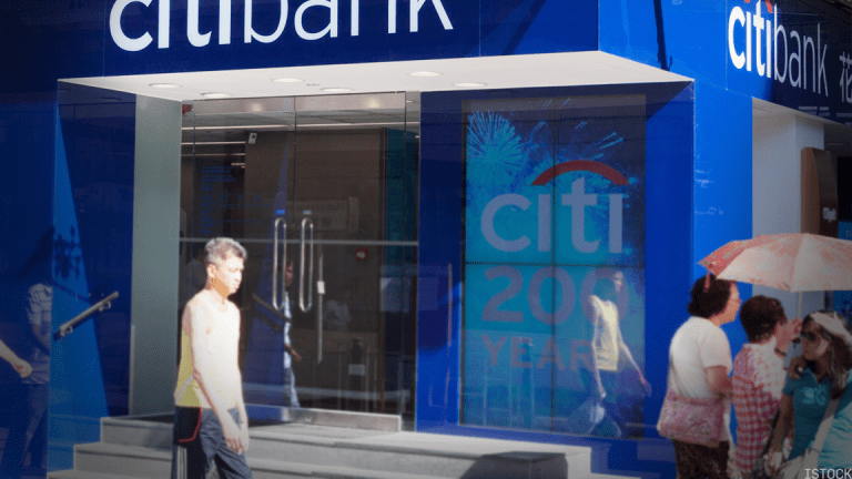 Citigroup Shrugs Off One-Time Charge; Nutella Maker Continues U.S. Push -- ICYMI