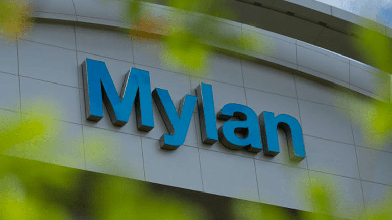 Mylan Breaks Out Amid Generic Malaise; Target Shorts Rejoice -- ICYMI