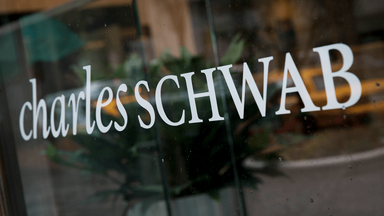 Charles Schwab Beats Earnings Estimates as Markets Rally