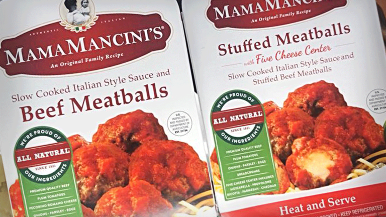 MamaMancini's Shares Rise on New Beyond Meat Products