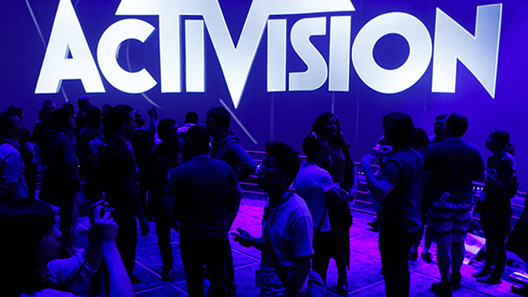 Activision Blizzard to Report Earnings After Peers EA and Take-Two Disappoint
