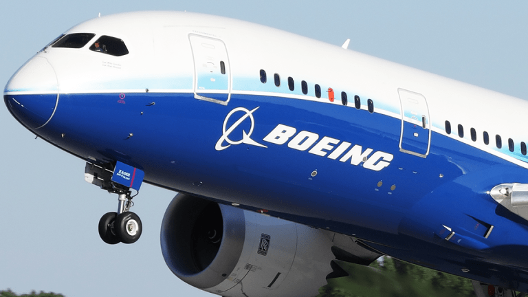 Boeing Stock Plummets as China Trade War Escalates