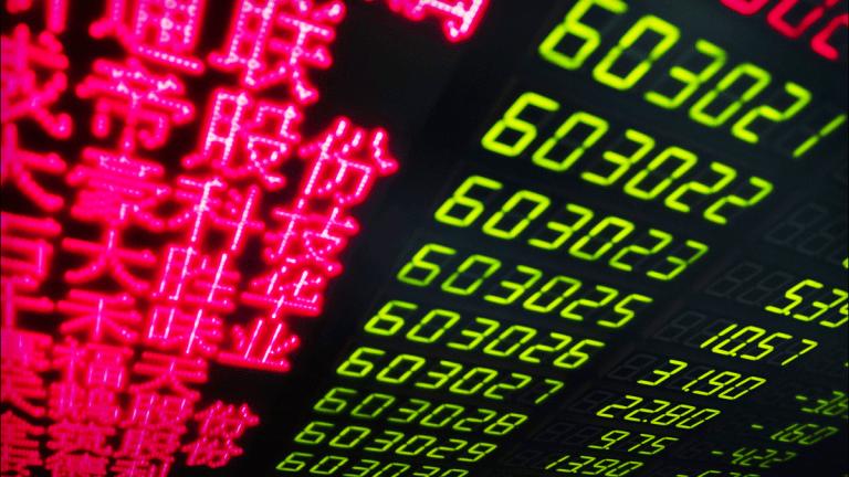 Asia Markets, U.S. Stock Futures Still Sliding