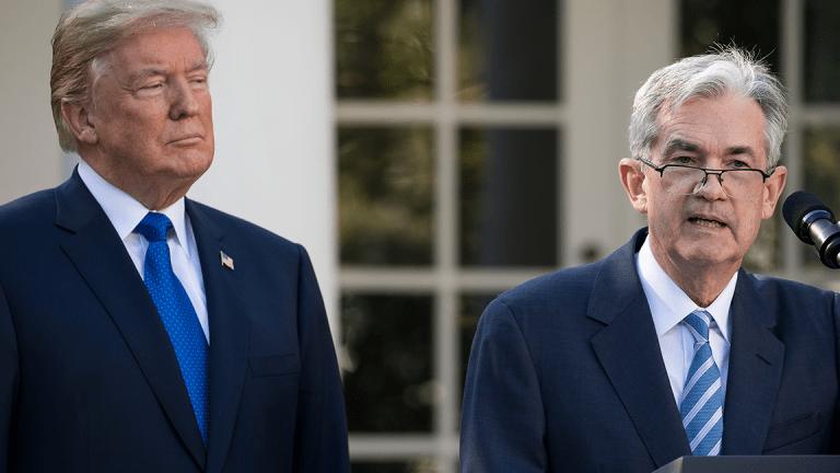 Trump's Renewed Venting Against Fed Chief Raises Concerns: Report