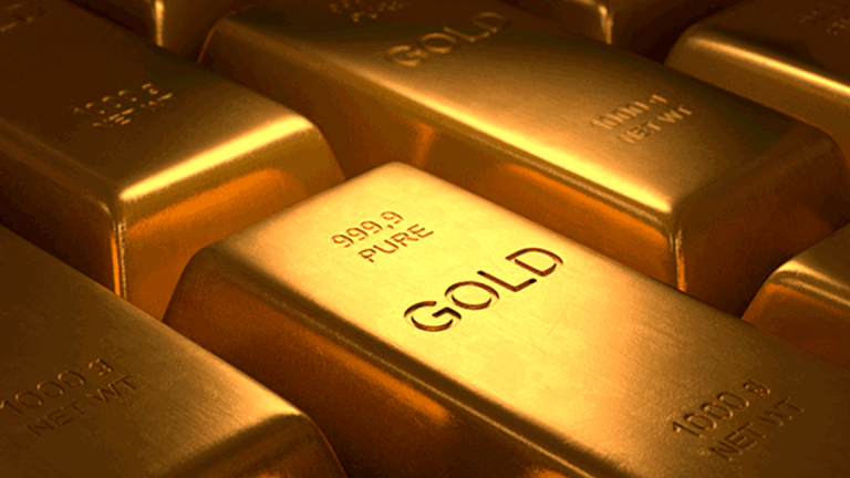 Gold Slumps to Four-Month Low as Bitcoin Powers Toward $15,000