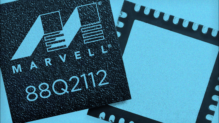 Marvell Technology Rises on Analyst's Buy Rating