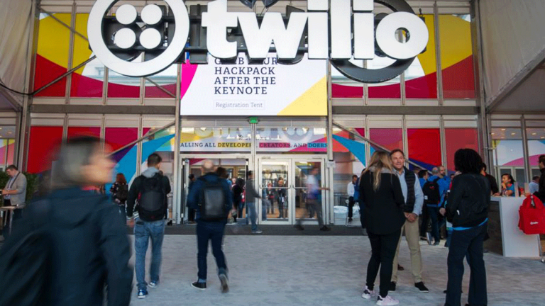 Twilio Shares Bounce Higher After Morgan Stanley Upgrade to 'Overweight'