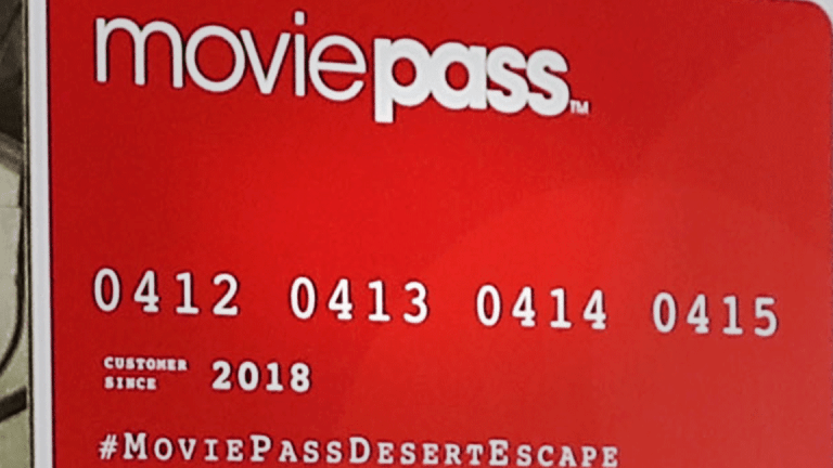 MoviePass Parent Plunges More Than 40% After Reverse Stock Split