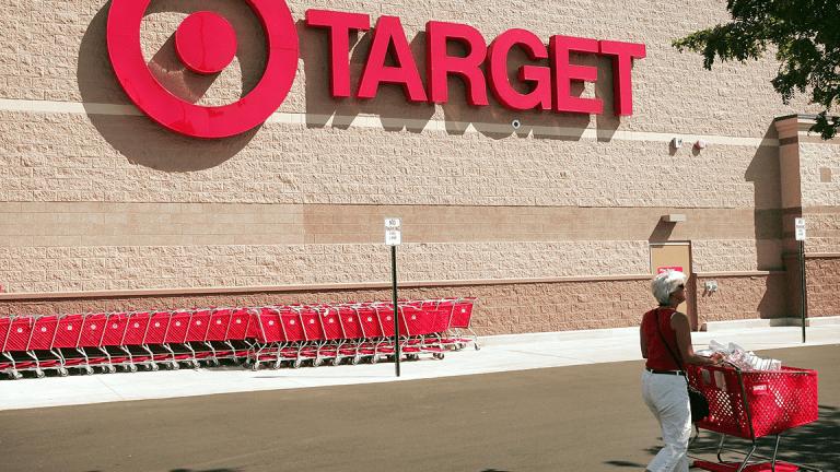 Target Stock Soars After Hitting Earnings Bullseye