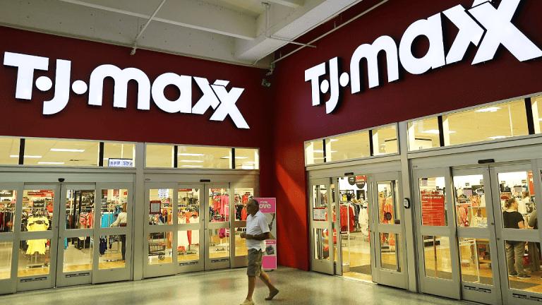 TJX Beats Q1 Earnings Estimate, Lifts Full-Year Guidance, Defying Retail Gloom