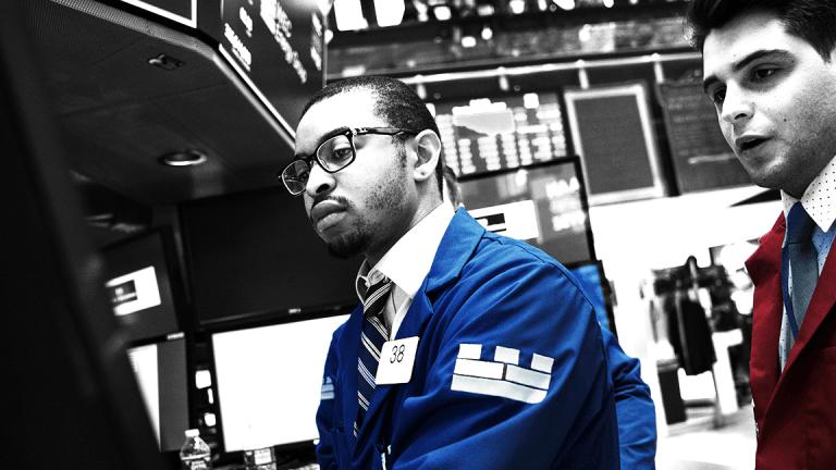 Stocks Rocket Higher as Syria Tensions Ebb