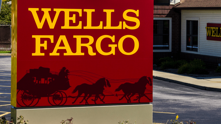 Wells Fargo Falls Most in a Year on Signs Scandals Taking Toll