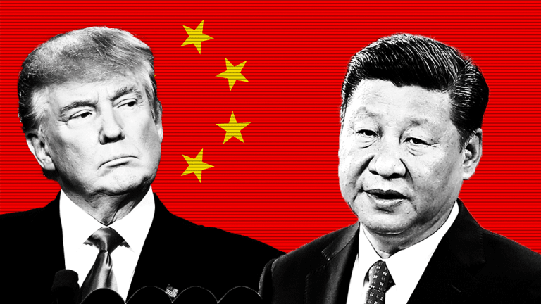 Barclays Is Baffled by Whatever Goals Trump Has in China Trade War