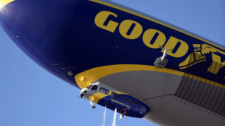 Goodyear Tire Hits the Brakes After Second-Quarter Earnings Miss