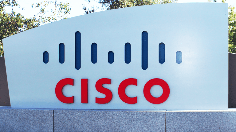 Cisco Looks Less Like a Melting Ice Cube Now: What Wall Street's Saying