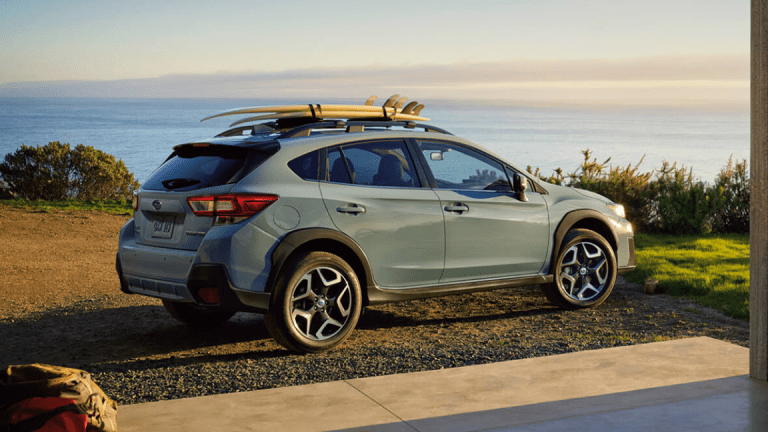 Subaru Puts Sudden Stop on Forester, Crosstrek Production