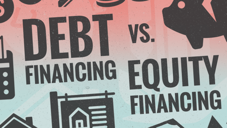 Debt Financing vs. Equity Financing: What's the Difference?