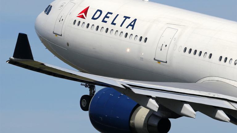 Delta Air Lines Slips on Lower 2019 Profit Forecast