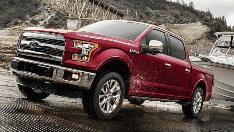 Ford's Fourth Quarter Reveals Company Only Running on Two Cylinders