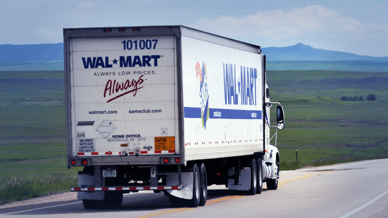 Walmart Launches One-Day Delivery, Upping Stakes in Shipping Battle With Amazon