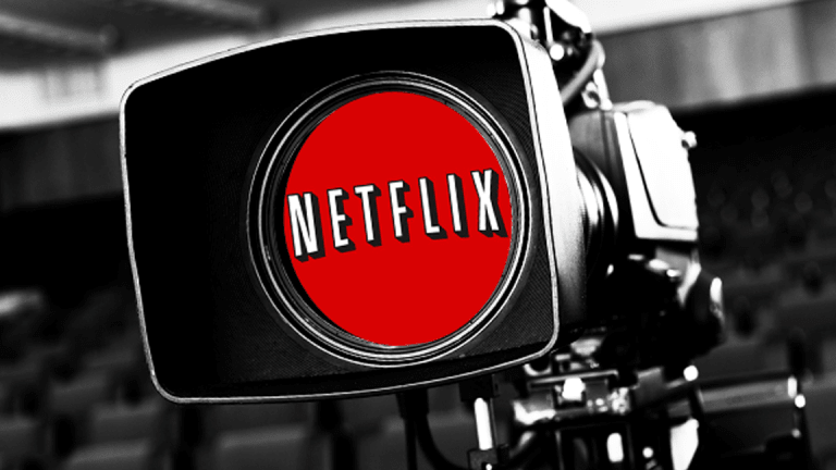 Living on the Edge With Netflix Stock