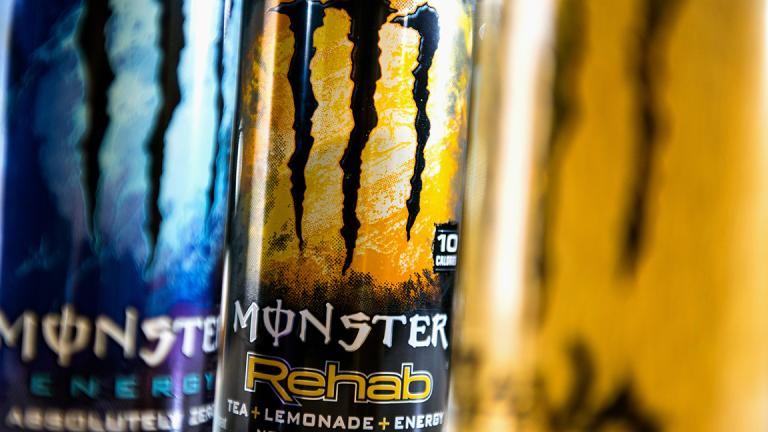 Monster Beverage Up Following Credit Suisse Rank as Top Pick