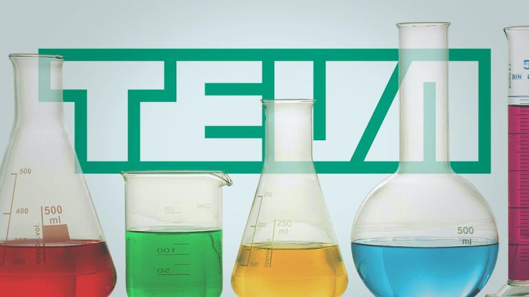 Teva Pharma Tumbles as Earnings and Outlook Miss Estimates