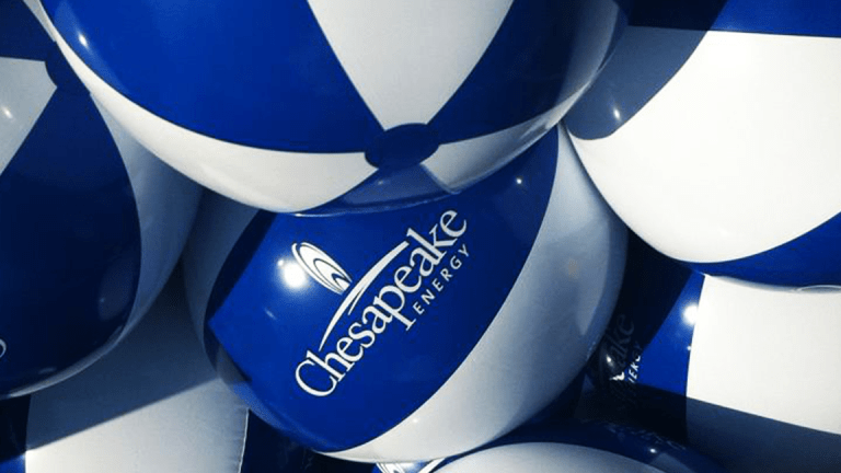 Chesapeake Energy Soars After Reporting 57% Jump in Fourth-Quarter Profit
