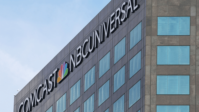 Comcast Eager for Sky, Executive Says at Morgan Stanley Media Event